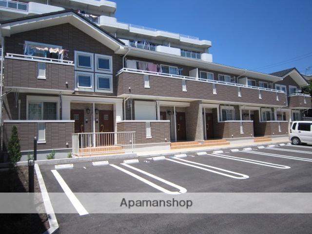 兵庫県川西市、畦野駅徒歩18分の築7年 2階建の賃貸アパート
