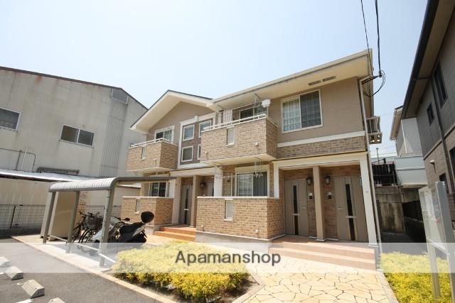 兵庫県伊丹市、川西池田駅徒歩40分の築7年 2階建の賃貸アパート