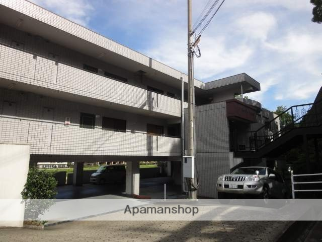 兵庫県宝塚市、宝塚駅徒歩15分の築26年 3階建の賃貸マンション