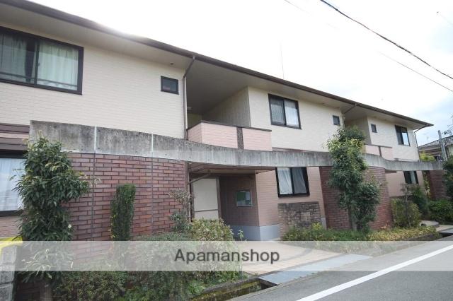 兵庫県川西市、一の鳥居駅徒歩20分の築17年 2階建の賃貸アパート