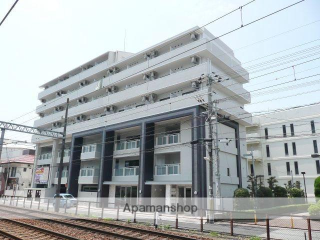 兵庫県川西市、鼓滝駅徒歩7分の築9年 7階建の賃貸マンション