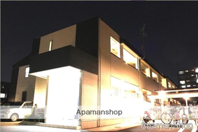 兵庫県伊丹市、中山寺駅徒歩15分の築6年 2階建の賃貸アパート