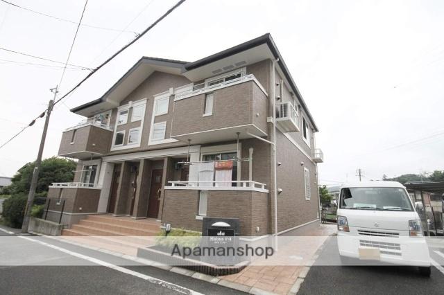 兵庫県川西市、一の鳥居駅徒歩16分の築5年 2階建の賃貸アパート