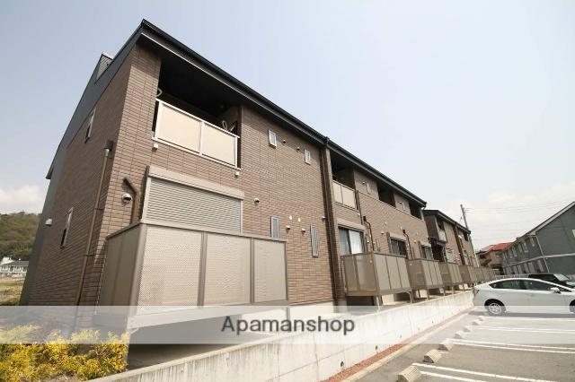 兵庫県川西市、畦野駅徒歩22分の築6年 2階建の賃貸アパート