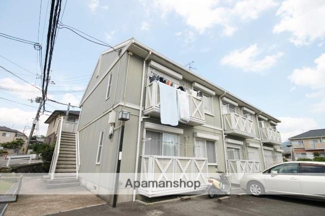 兵庫県川西市、鼓滝駅徒歩15分の築23年 2階建の賃貸アパート