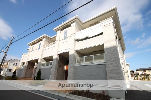 兵庫県川西市、北伊丹駅徒歩27分の築3年 2階建の賃貸アパート