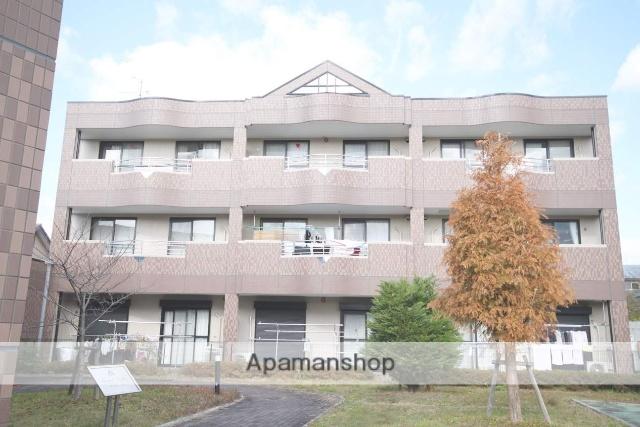 兵庫県川西市、一の鳥居駅徒歩20分の築14年 3階建の賃貸マンション