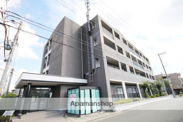兵庫県川西市、畦野駅徒歩15分の築15年 4階建の賃貸マンション