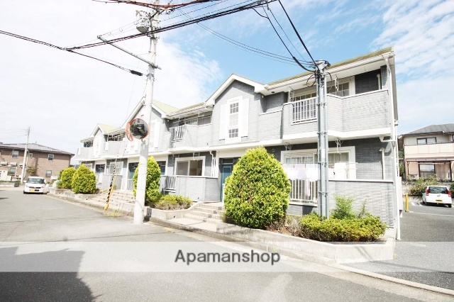 兵庫県川西市、畦野駅徒歩22分の築14年 2階建の賃貸アパート