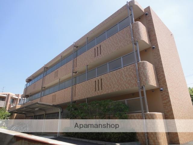兵庫県宝塚市、中山寺駅徒歩20分の築9年 3階建の賃貸マンション