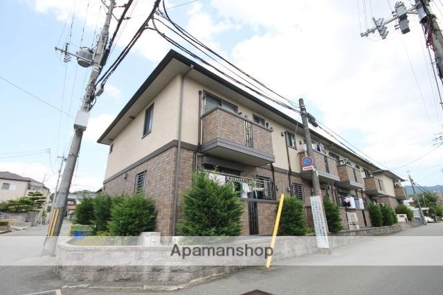 兵庫県川西市、鼓滝駅徒歩16分の築7年 2階建の賃貸アパート