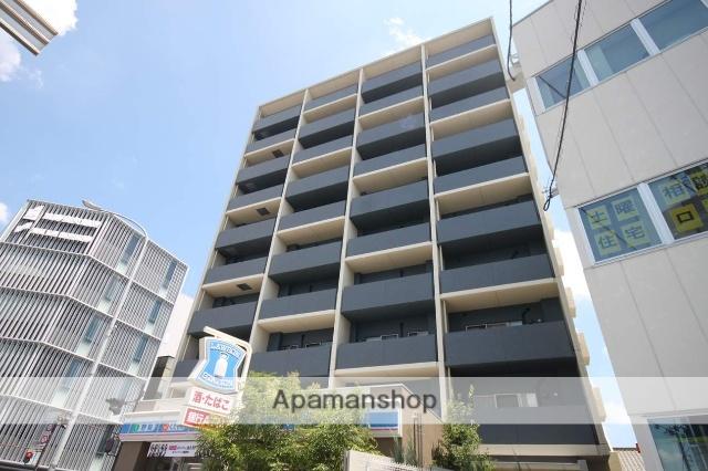 兵庫県川西市、川西池田駅徒歩6分の築2年 10階建の賃貸マンション