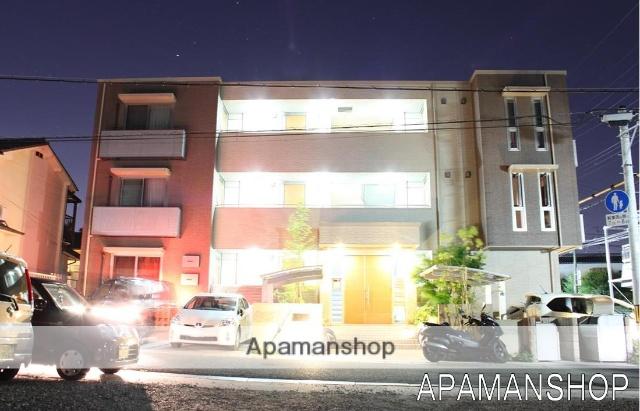 兵庫県川西市、川西池田駅徒歩13分の築5年 3階建の賃貸マンション