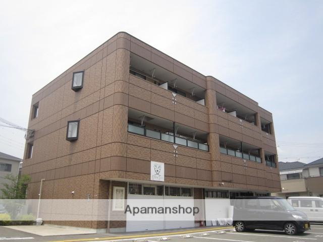 兵庫県川西市、川西能勢口駅バスバス10分西多田下車後徒歩5分の築9年 3階建の賃貸マンション