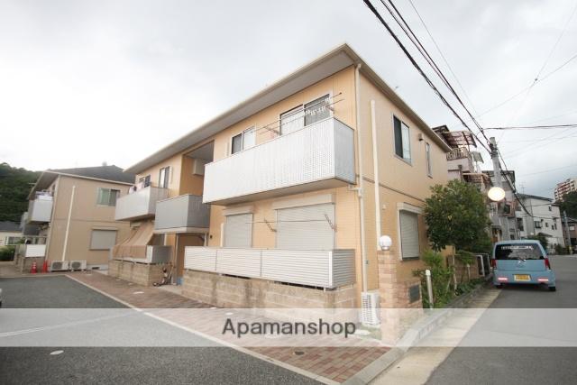 兵庫県川西市、笹部駅徒歩24分の築9年 2階建の賃貸アパート