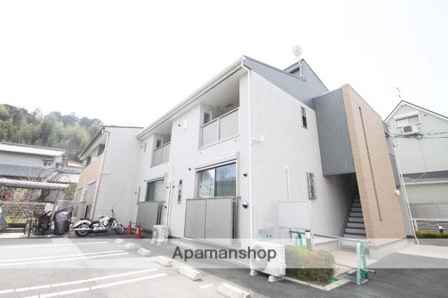 兵庫県川西市、川西能勢口駅徒歩35分の築3年 2階建の賃貸アパート
