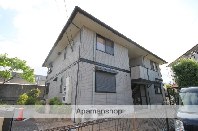 兵庫県川西市、北伊丹駅徒歩20分の築17年 2階建の賃貸アパート