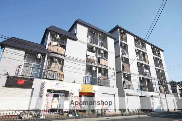 兵庫県川西市、北伊丹駅徒歩20分の築39年 5階建の賃貸マンション