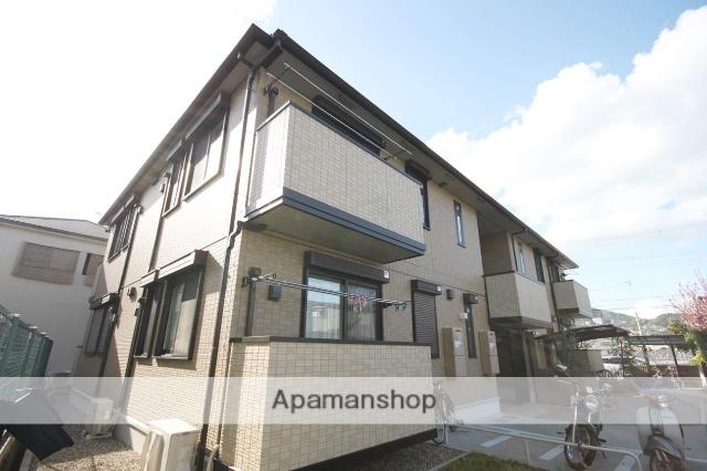 兵庫県川西市、川西池田駅徒歩16分の築4年 2階建の賃貸アパート