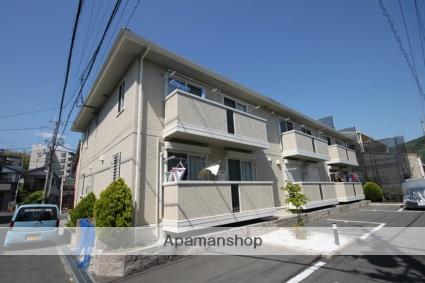 兵庫県川西市、川西池田駅徒歩29分の築8年 2階建の賃貸アパート
