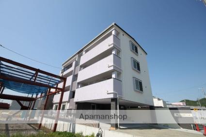 兵庫県川西市、川西能勢口駅徒歩18分の新築 4階建の賃貸マンション