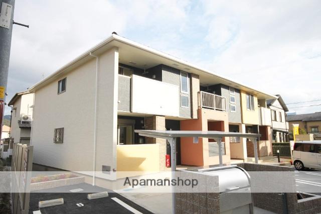兵庫県川西市、鼓滝駅徒歩19分の新築 2階建の賃貸アパート
