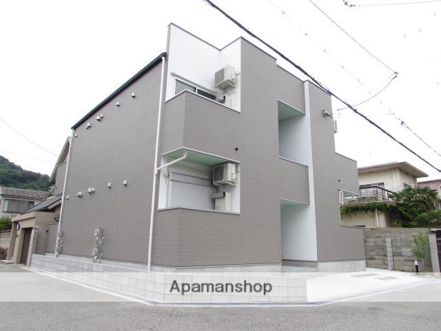 兵庫県西宮市、宝塚駅徒歩10分の新築 2階建の賃貸アパート