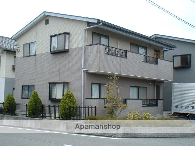 兵庫県神戸市北区、道場南口駅徒歩17分の築26年 2階建の賃貸アパート