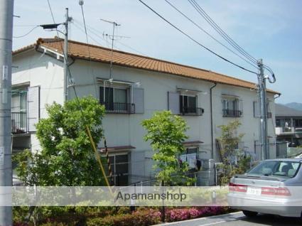 兵庫県宝塚市、川西池田駅徒歩19分の築39年 2階建の賃貸アパート