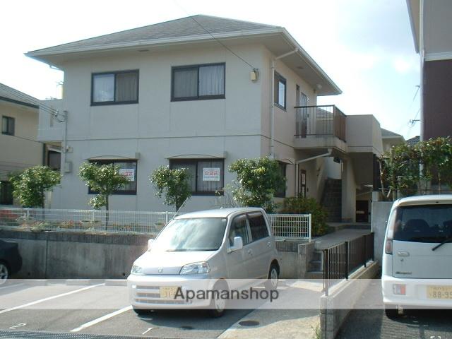 兵庫県神戸市北区、二郎駅徒歩29分の築23年 2階建の賃貸マンション