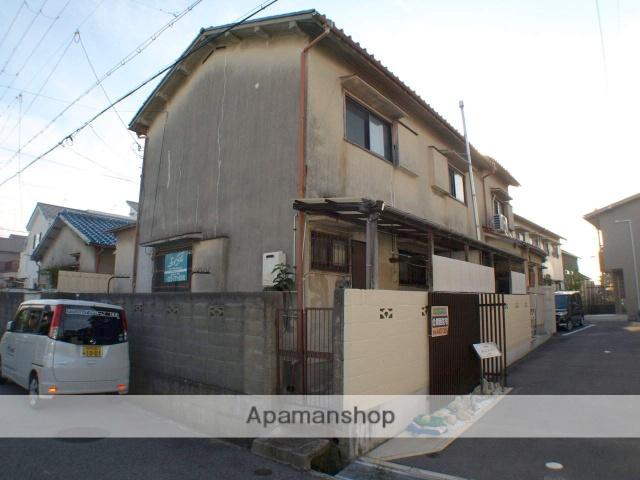 兵庫県伊丹市、猪名寺駅徒歩15分の築50年 2階建の賃貸テラスハウス