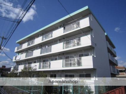 兵庫県伊丹市、伊丹駅市バスバス15分荻野下車後徒歩1分の築40年 4階建の賃貸マンション
