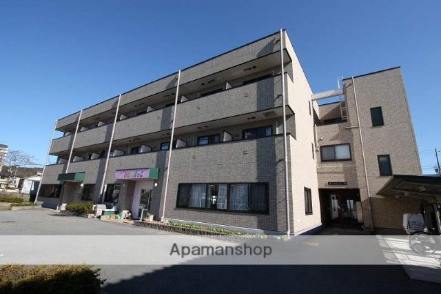 兵庫県三田市、三田駅徒歩7分の築10年 3階建の賃貸マンション