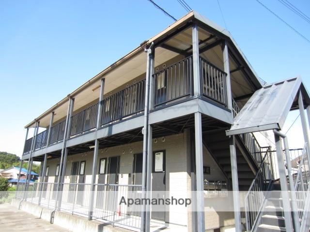 兵庫県神戸市北区、三田駅バスバス40分八多学校前下車後徒歩5分の築16年 2階建の賃貸アパート