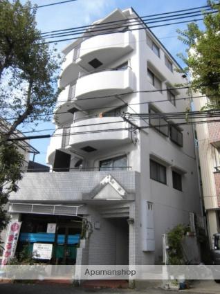 兵庫県神戸市灘区、灘駅徒歩2分の築26年 5階建の賃貸マンション