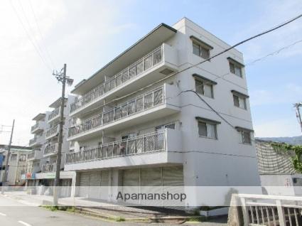兵庫県神戸市東灘区、六甲道駅徒歩15分の築42年 5階建の賃貸マンション