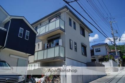 兵庫県神戸市灘区、六甲駅徒歩25分の築2年 2階建の賃貸アパート