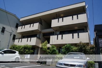 兵庫県神戸市灘区、灘駅徒歩8分の築16年 3階建の賃貸アパート