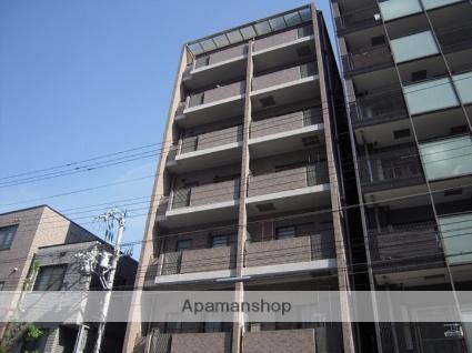 兵庫県神戸市灘区、六甲道駅徒歩5分の築15年 7階建の賃貸マンション