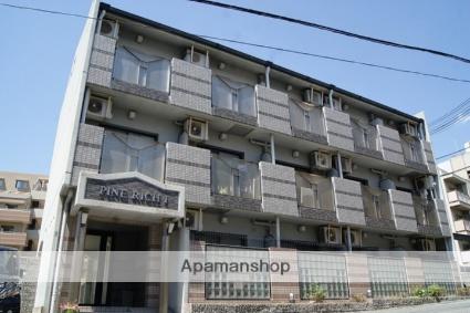 兵庫県神戸市灘区、灘駅徒歩4分の築21年 3階建の賃貸マンション