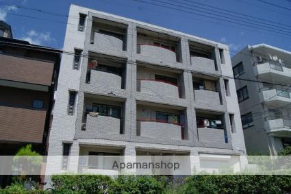 兵庫県神戸市灘区、六甲道駅徒歩12分の築32年 4階建の賃貸マンション