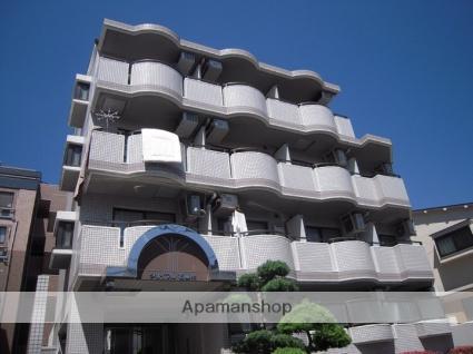 兵庫県神戸市灘区、六甲道駅徒歩12分の築27年 4階建の賃貸マンション