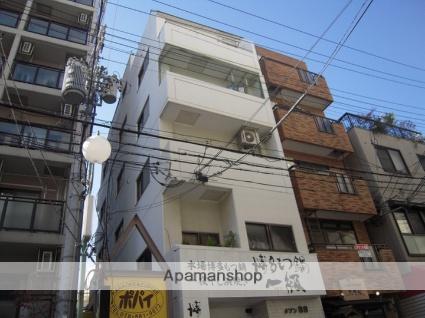 兵庫県神戸市灘区、灘駅徒歩12分の築28年 5階建の賃貸マンション