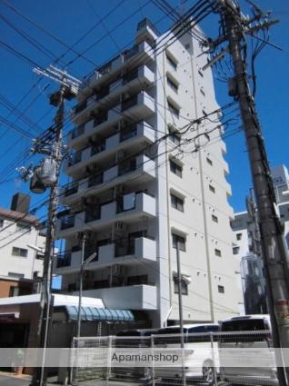 兵庫県神戸市灘区、六甲道駅徒歩3分の築28年 10階建の賃貸マンション