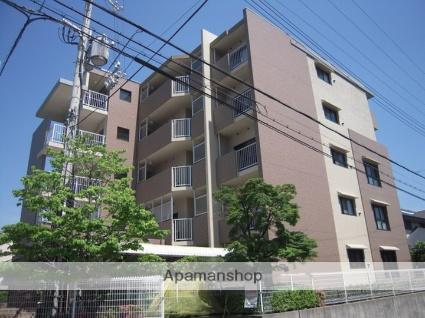 兵庫県神戸市灘区、六甲道駅徒歩10分の築17年 5階建の賃貸マンション