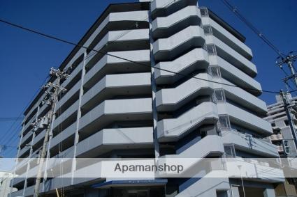 兵庫県神戸市灘区、六甲道駅徒歩9分の築30年 8階建の賃貸マンション