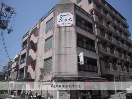 兵庫県神戸市灘区、六甲道駅徒歩5分の築31年 5階建の賃貸マンション