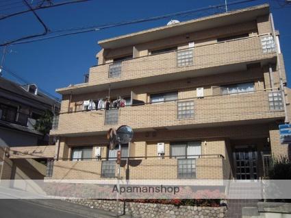 兵庫県神戸市灘区、六甲道駅徒歩25分の築25年 4階建の賃貸マンション