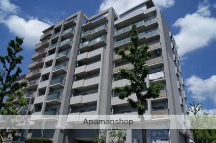 兵庫県神戸市灘区、灘駅徒歩6分の築13年 9階建の賃貸マンション