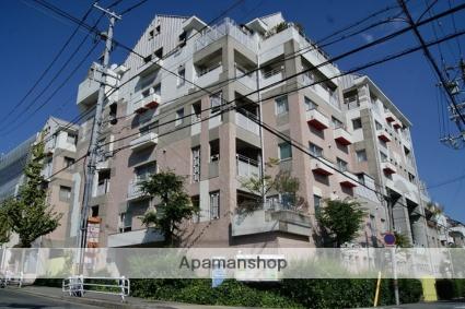 兵庫県神戸市東灘区、住吉駅徒歩4分の築29年 5階建の賃貸マンション